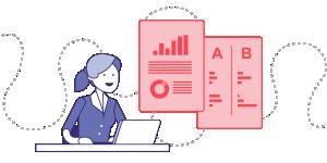 Measure web personalization impact on website ROI