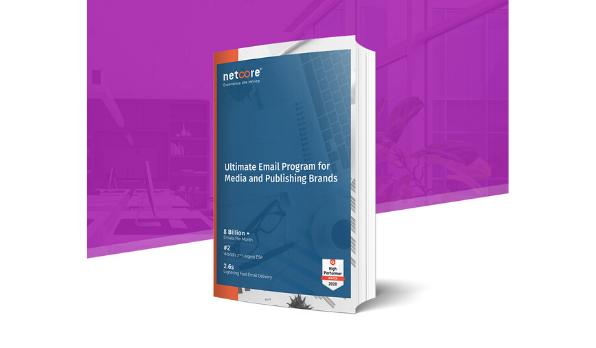 Ultimate Email Program For Media & Publishing Brand