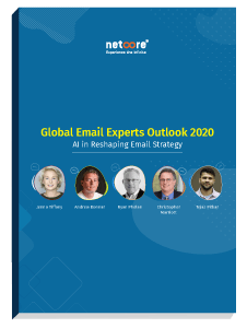 Global Email Experts Outlook 2020 AI in Reshaping Email Strategy
