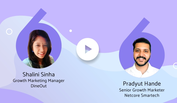 As part of our #PersonalizationThursdays series where we discuss the impact of personalization and predictive recommendations across key industries, we caught up with Shalini Sinha, Growth Marketing Manager at India's largest dining out and restaurant tech platform: DineOut!