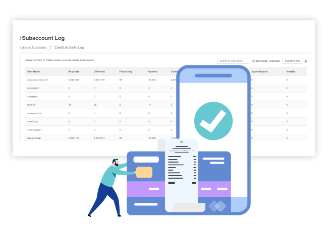 Hassle-free billing for all accounts