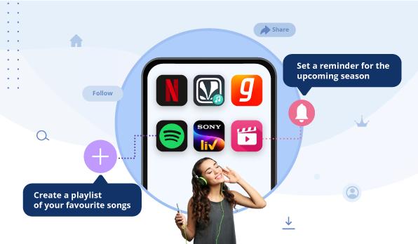 21 Best Nudges & Walkthroughs Use Cases for OTT apps